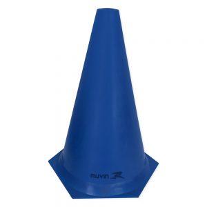 Cone de Marcação Plástico 24cm Azul