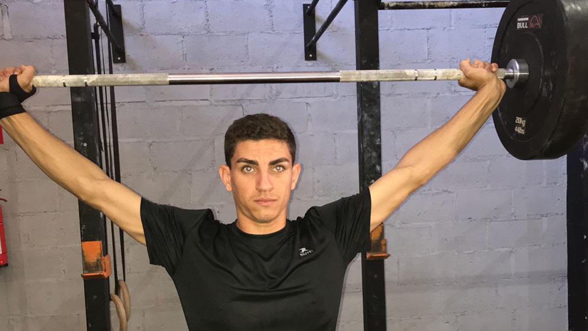Rhayner Silva é o novo integrante do Pro Atleta da Muvin
